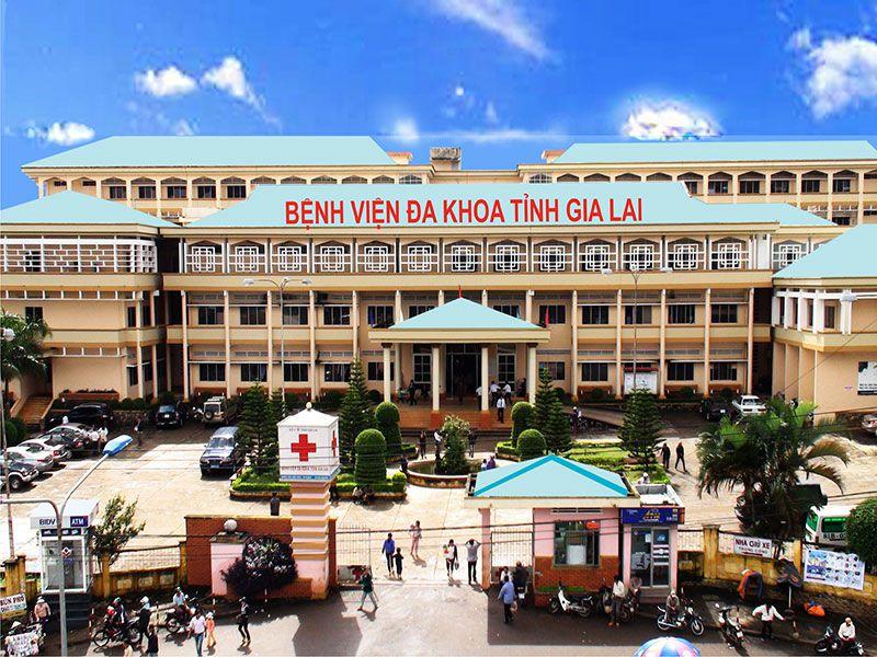 Kết quả hình ảnh cho Bệnh viện đa khoa tỉnh Gia Lai
