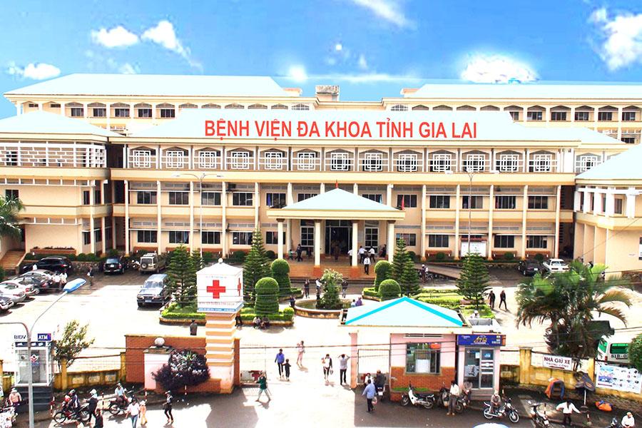 Kết quả hình ảnh cho bệnh viện gia lai