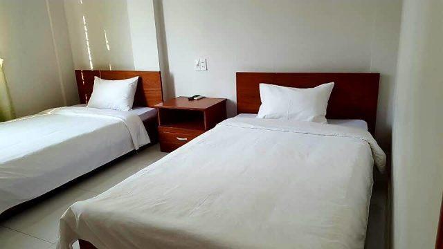 Phòng nghỉ với đầy đủ tiện nghi (Ảnh ST)