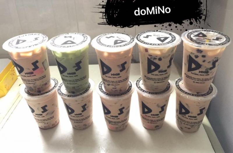 Trà sữa DoMiNo