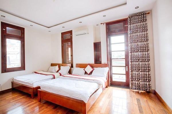 Hướng view thoáng của phòng ở Tân Nhất