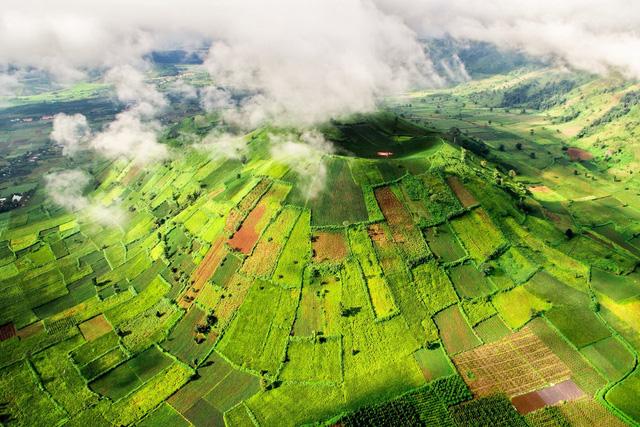 Kết quả hình ảnh cho Núi lửa Chư Đang Ya