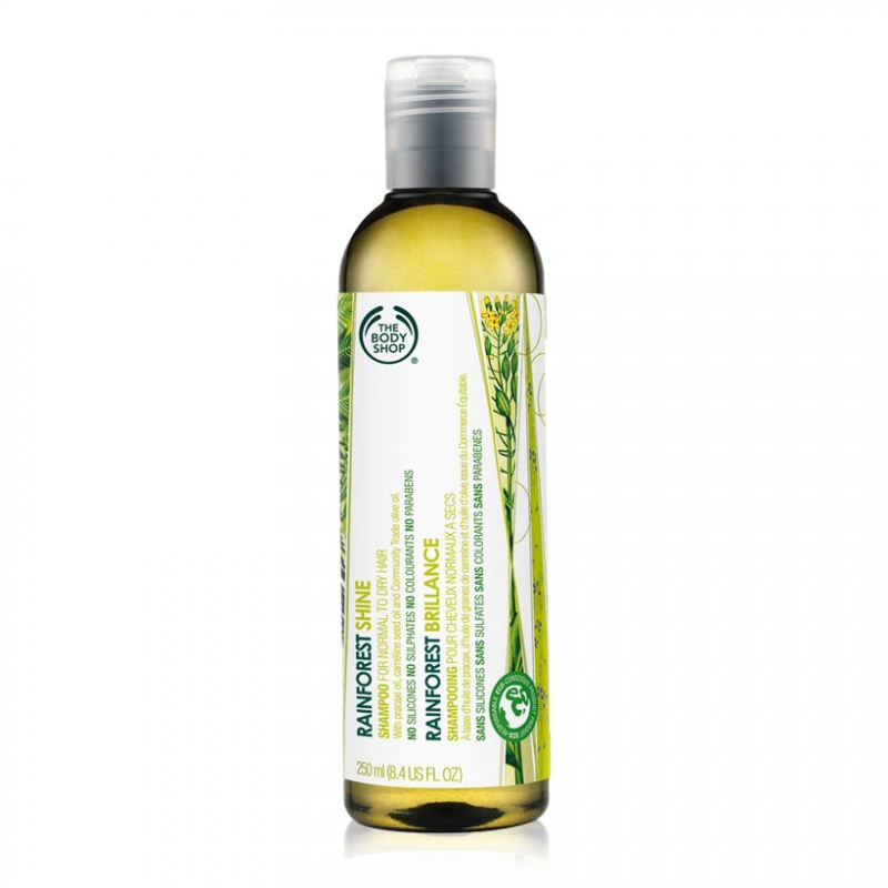 Rainforest Balance Shampoo The Body Shop