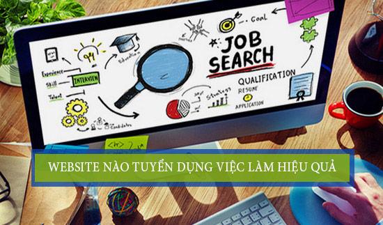 Website Tuyen Dung Viec Lam