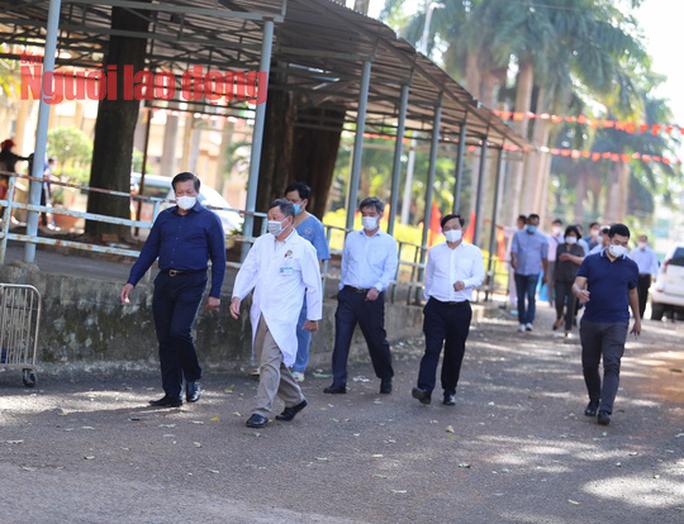 Lên phương án thành lập 2 bệnh viện dã chiến tại Gia Lai
