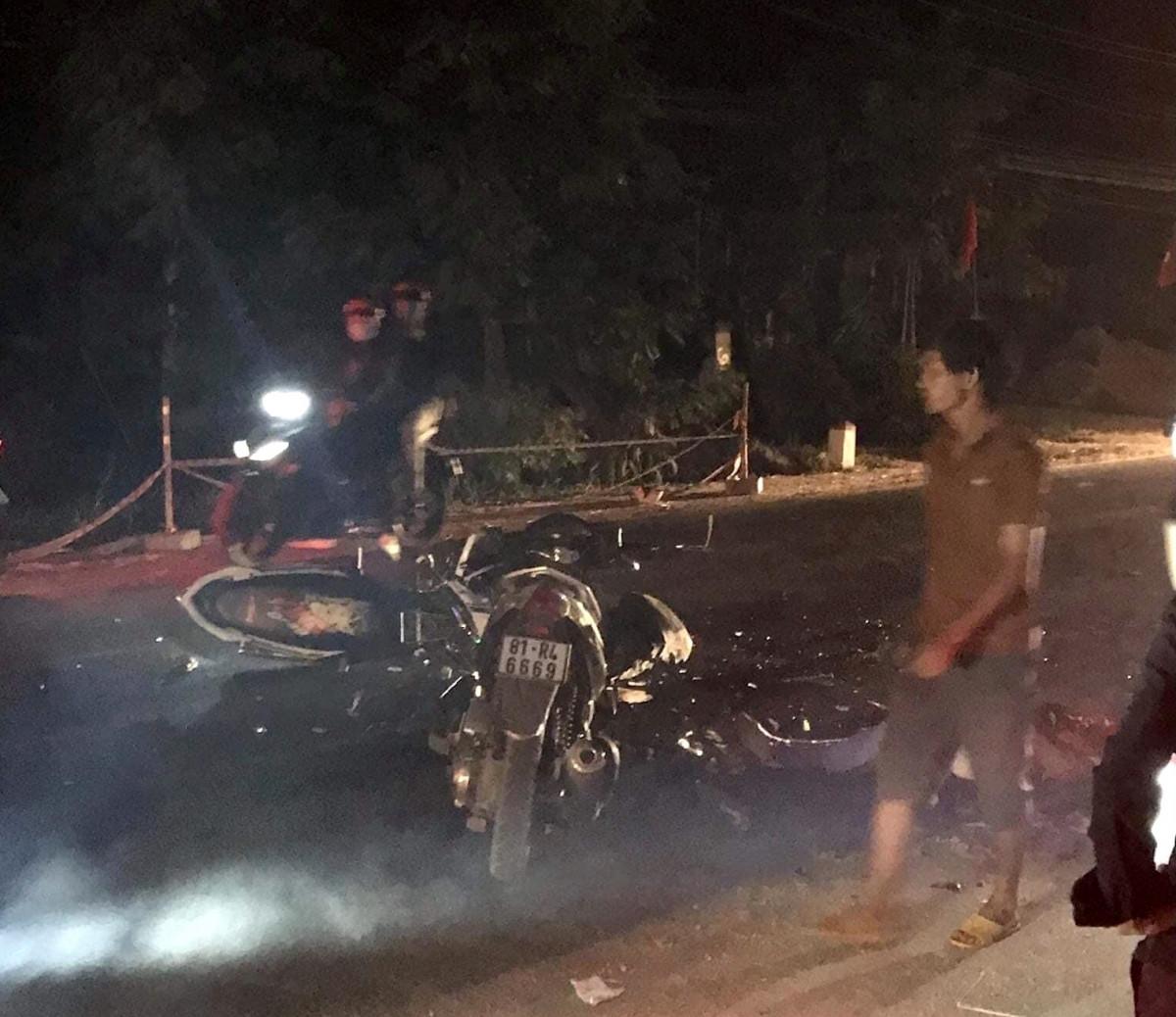 Gia Lai: 5 người chết vì tai nạn giao thông trong dịp nghỉ lễ