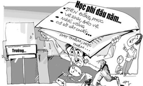 Đức Cơ: Thu sai quy định, nhiều trường phải trả lại cho phụ huynh hơn 600 triệu đồng