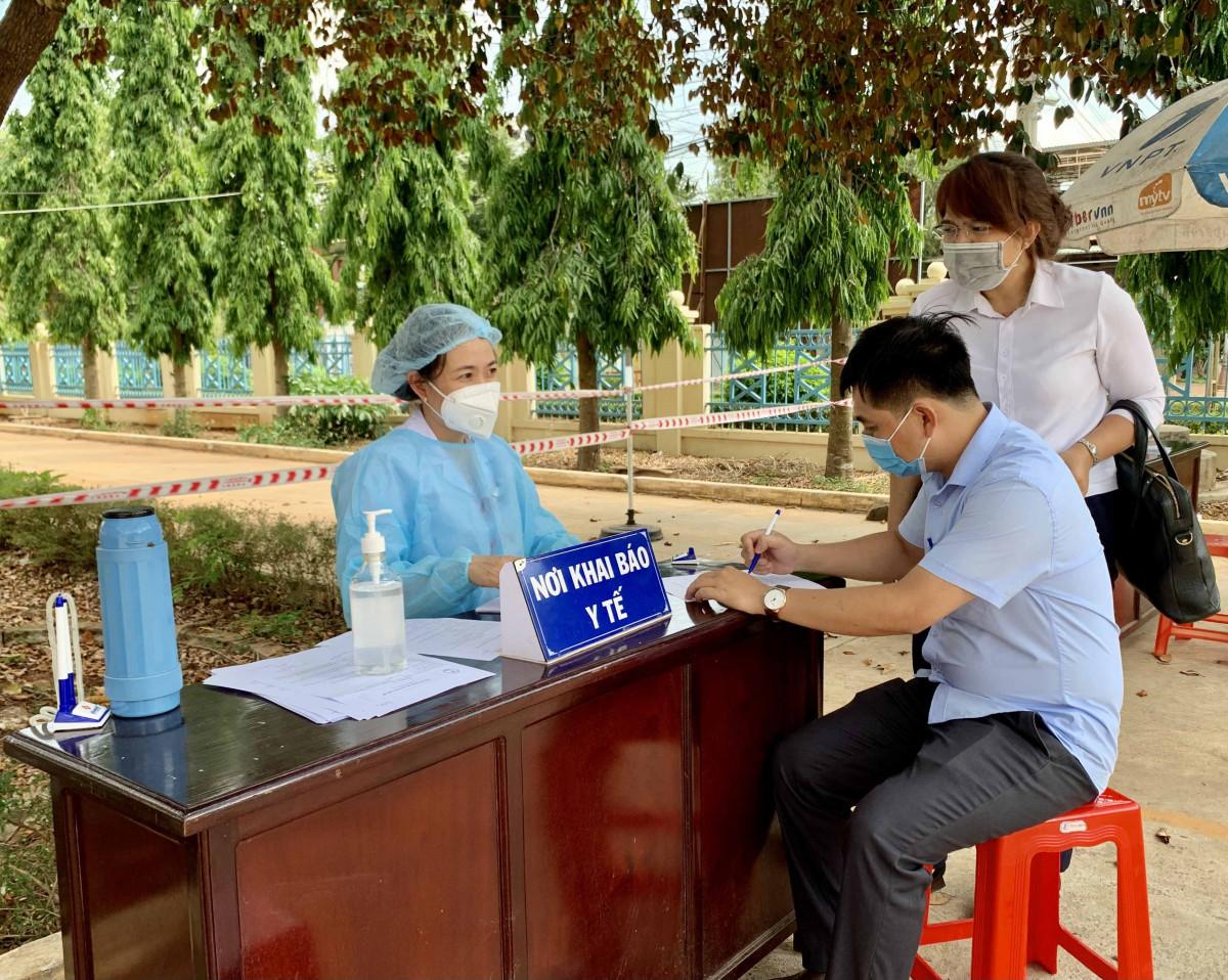 Gia Lai ngăn chặn dịch bệnh xâm nhập cơ sở y tế