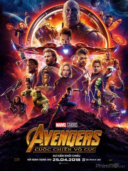 Top 10 bộ phim chiếu rạp đạt doanh thu cao nhất 2018
