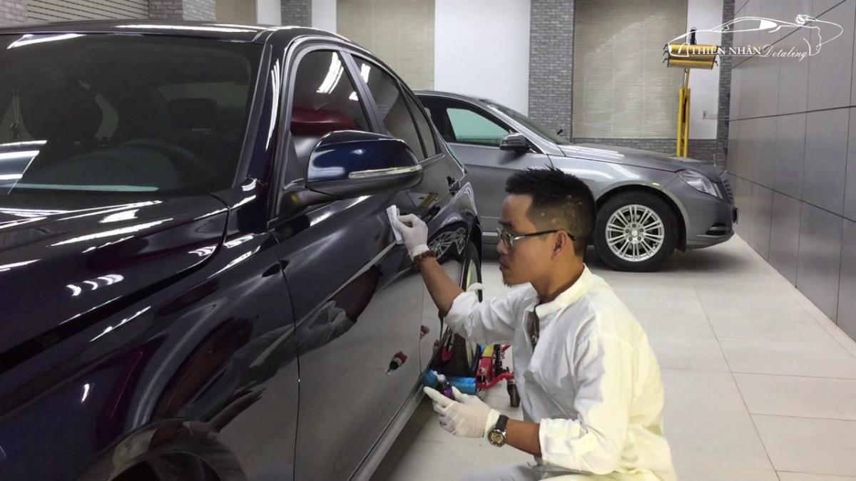 dịch vụ chăm sóc xe hơi tại gia lai