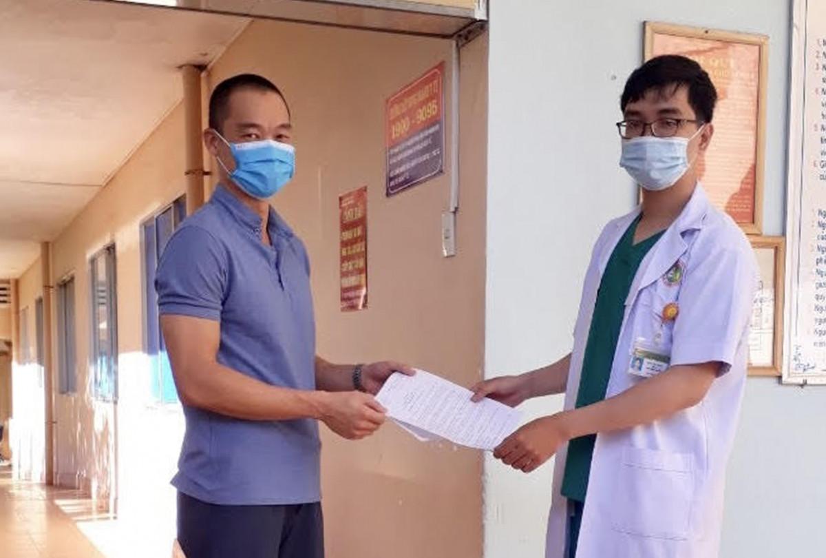 Gia Lai: Bệnh nhân 6601 được xuất viện
