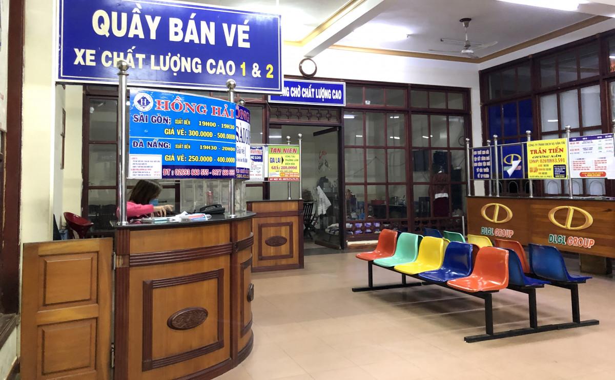 Gia Lai: Từ ngày 9-7, dừng hoạt động vận tải hành khách đi/đến 2 tỉnh Đồng Nai và Bà Rịa-Vũng Tàu