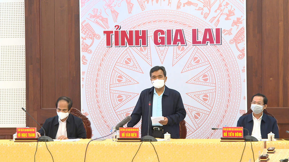 Bí thư Tỉnh ủy Hồ Văn Niên: Cần xem xét khởi tố vụ án làm lây lan dịch bệnh