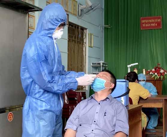 Gia Lai: Ghi nhận thêm 5 ca dương tính với SARS-CoV-2, trong đó có 1 thai phụ