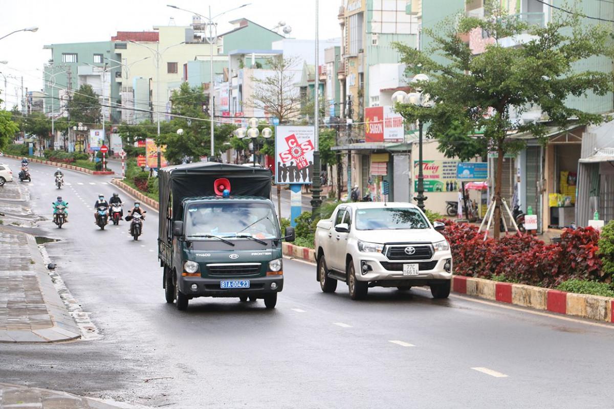 Từ 0 giờ ngày 1-8, hạ mức áp dụng từ Chỉ thị 15 xuống Chỉ thị 19 đối với thị xã Ayun Pa, huyện Ia Pa và Krông Pa