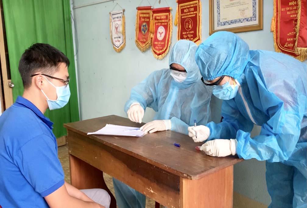 Gia Lai: Thêm 7 ca từ vùng dịch về dương tính với SARS-CoV-2