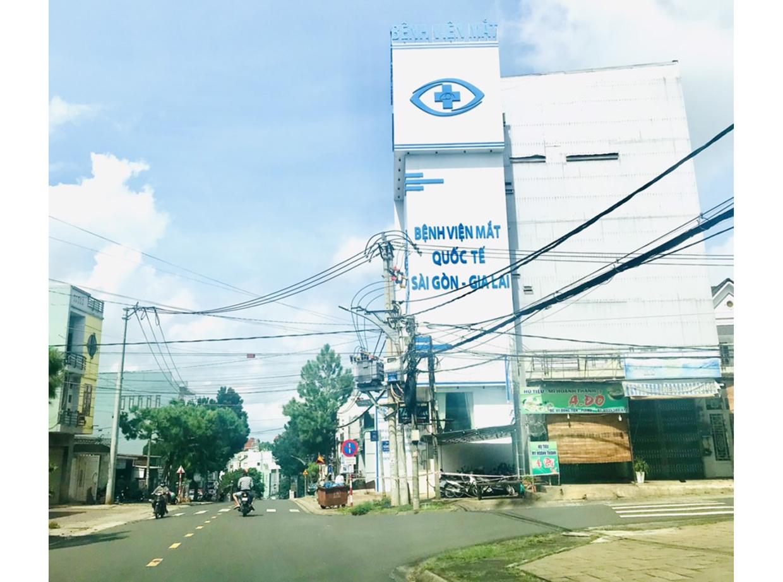 Gia Lai: Từ 8-8, tiếp tục phong tỏa Bệnh viện Mắt Quốc tế Sài Gòn-Gia Lai 14 ngày